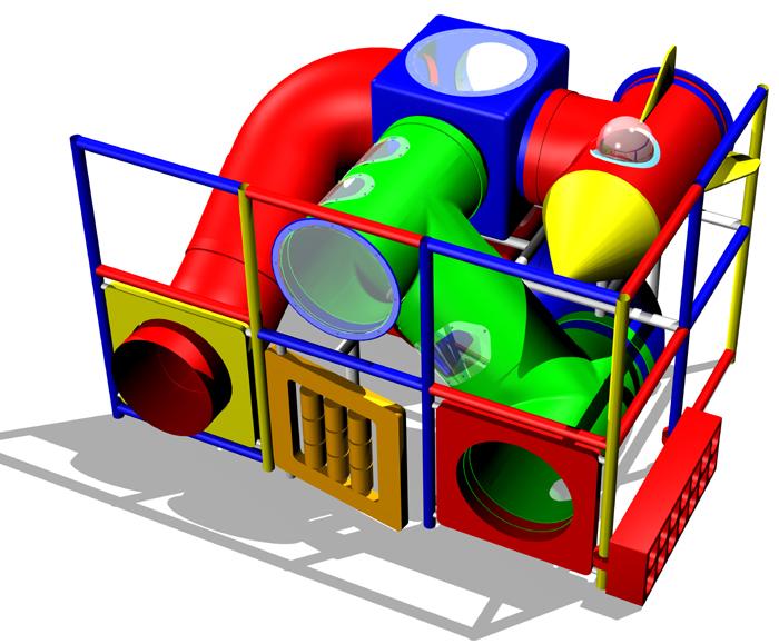 Parques infantiles interior compactos ref 2344m17pv icolandia - Parques infantiles interior precios ...