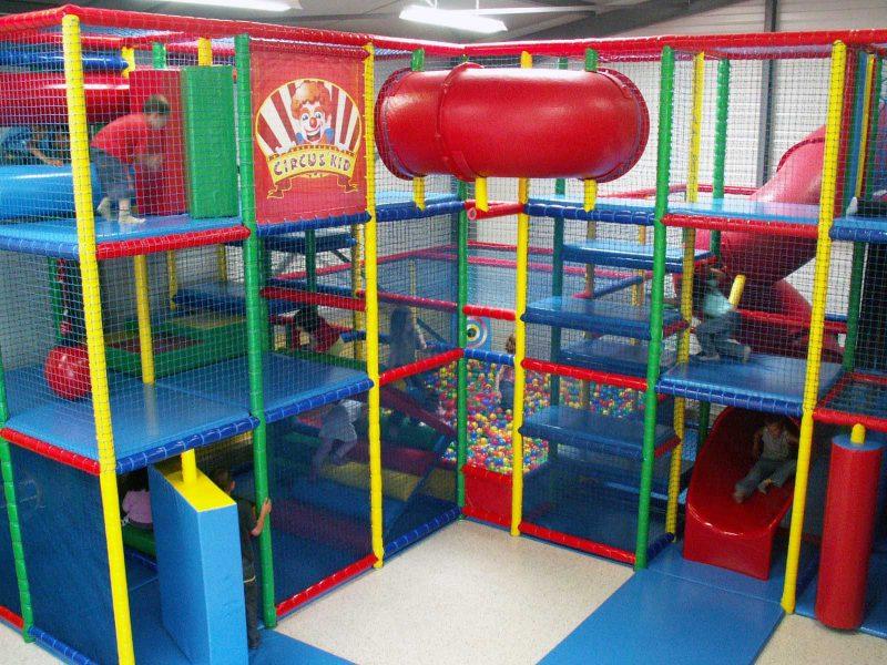 Blog icolandia - Parques infantiles interior precios ...