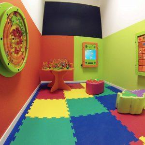 áreas infantiles de hostelería