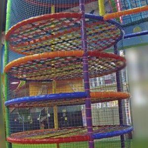 Torre infantil crazy tower