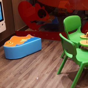 ampliación parques infantiles