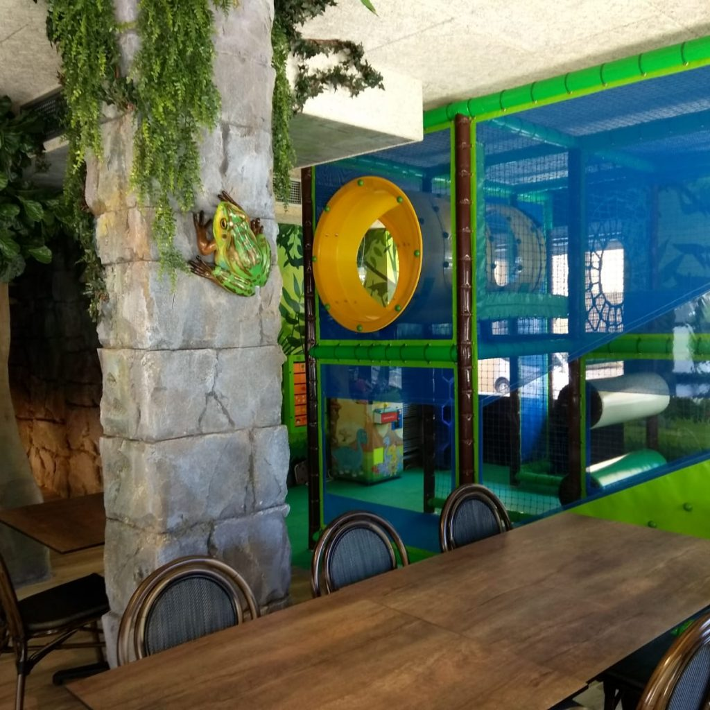 Restaurante Central Forest