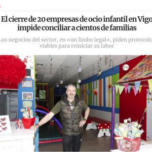 parques infantiles la voz de galicia